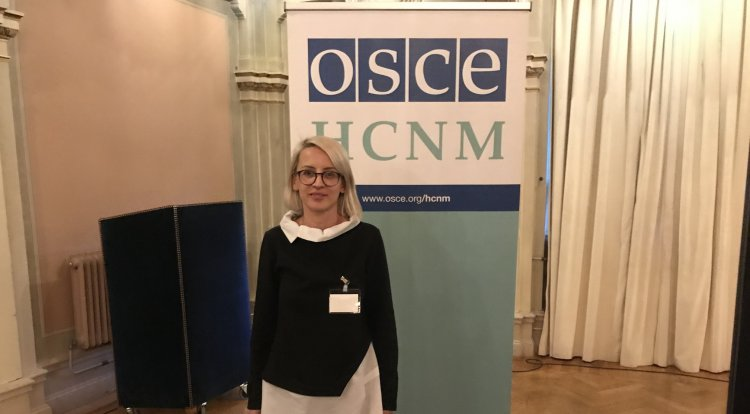 ABTTF attended the OSCE Conference on Lund Recommendations